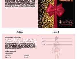 akhlaq74 tarafından Design a Gift Voucher için no 1