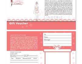 svetlanadesign tarafından Design a Gift Voucher için no 17