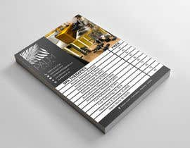 #10 for Design a fold-able A4/A3 menu for Spa by abdulmonayem85