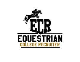 #101 for Design a Logo for Equestrian College Recruiter by creativeliva