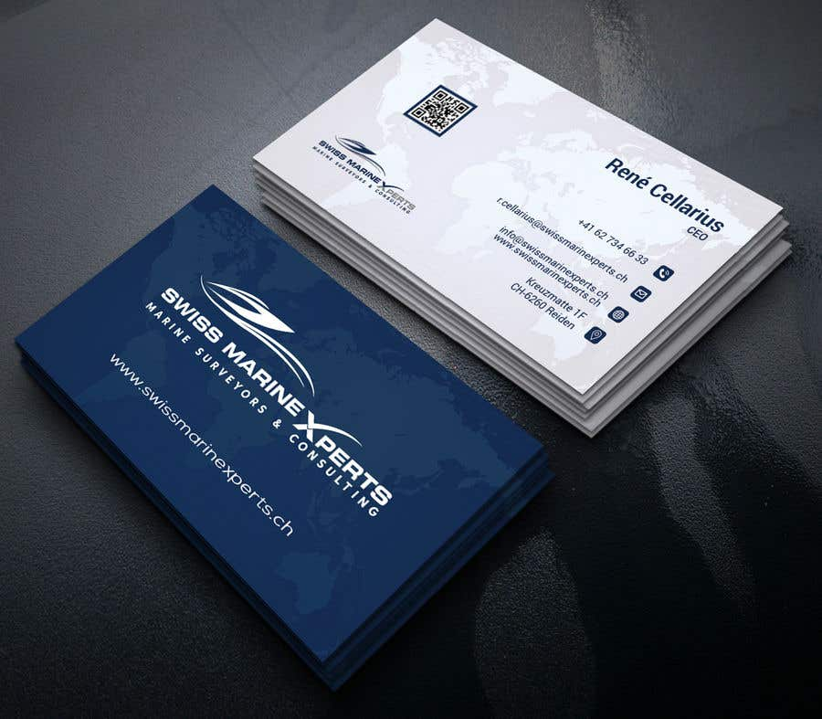 Entry 583 By Sifatahmad22 For Design Von Visitenkarten