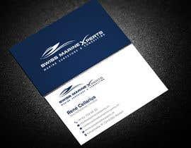 #814 for Design von Visitenkarten (Design Business Card) by Neamotullah