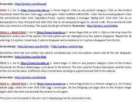 #8 for Website bug hunt and UX testing (brandos.com) by QARuchika