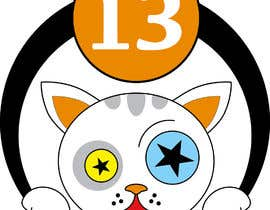 #14 for Funny Cat Logo redesign by angryboyrulz