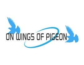 "#1 for Logo for ""On Wings of Pigeon"" - a charity community by labonymahmud"