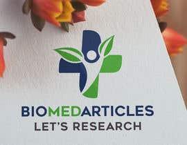 #55 for BioMedArticles logo by anshalahmed17