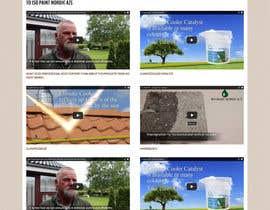 Nro 58 kilpailuun Design a website for a danish company käyttäjältä massoftware
