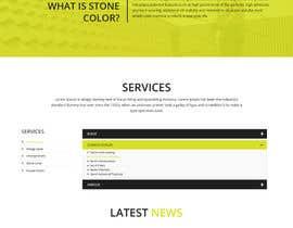 Nro 54 kilpailuun Design a website for a danish company käyttäjältä syrwebdevelopmen