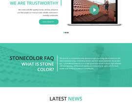 Nro 65 kilpailuun Design a website for a danish company käyttäjältä syrwebdevelopmen