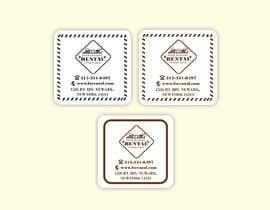 Nambari 8 ya Create a sticker design for my business na tareqaziz218