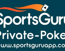 Nambari 3 ya Design a logo for SportsGuru Private Poker na Alexander7117