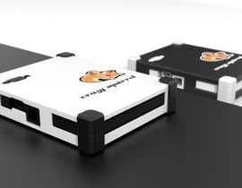 Nambari 8 ya Make a Cool Snap Fit Enclosure to be 3D printed for a CNC Control Board na vikisk