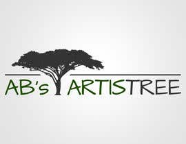 "Nambari 12 ya Design a logo for brand ""AB Artistree"" na snooki01"