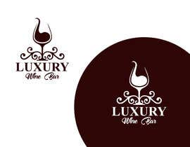 Nambari 27 ya Brand logo - luxury wine bar na bambi90design