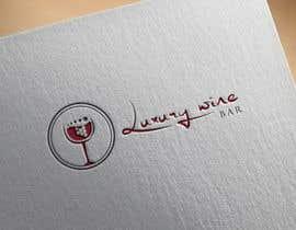 Nambari 33 ya Brand logo - luxury wine bar na heisismailhossai