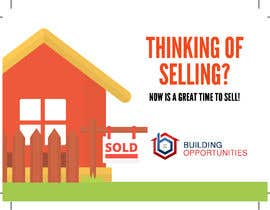 #1 for Motivated seller (REalEstate) POSt card by creativebk