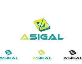 #46 para Design a logo for Asigal S.L. (informatic services) de Dokins
