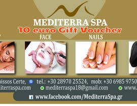 #23 for Spa Gift Certificate by pinky2017