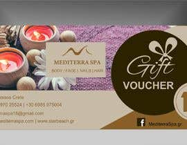 #13 for Spa Gift Certificate by ConceptGRAPHIC