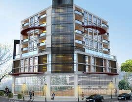 Nambari 10 ya I need a 3d rendered very high quality design for the exterior of my apartment building. na archmamun