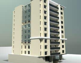 Nambari 16 ya I need a 3d rendered very high quality design for the exterior of my apartment building. na giacomonegroni