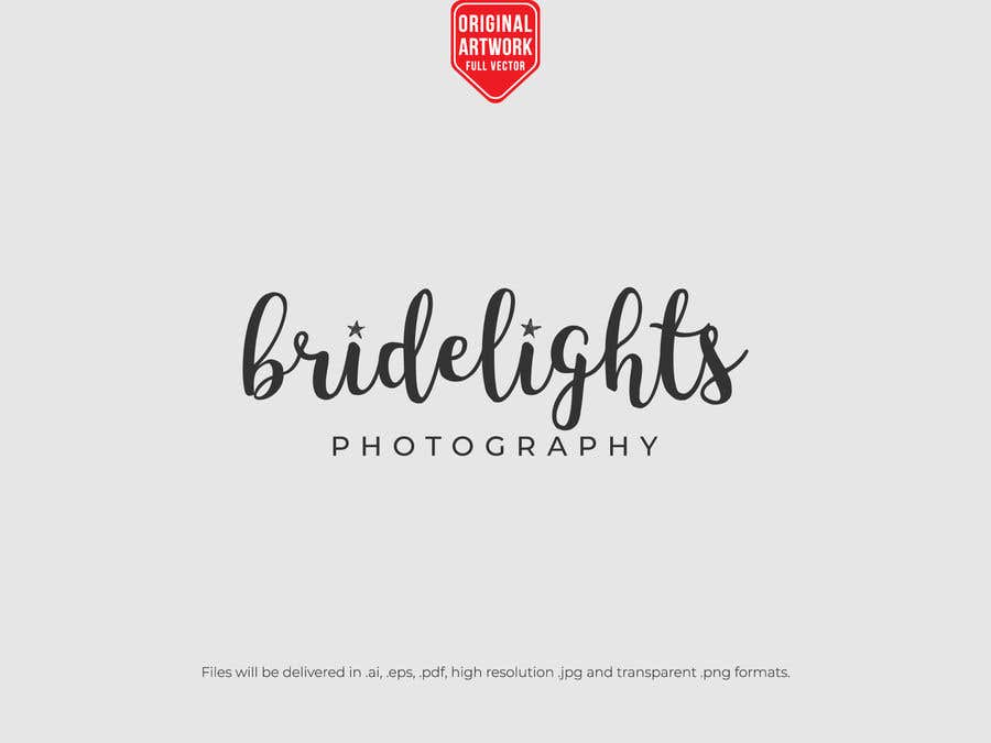 Contest Entry #160 for Calligraphy Logo for Wedding Photographer