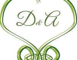 Nambari 6 ya Wedding Logo in Calligraphy na manumolina