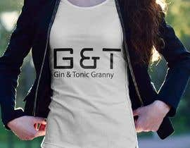 #46 for Quick Design a G&T T-Shirt by Nawab266