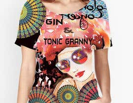 #36 for Quick Design a G&T T-Shirt by mddolal