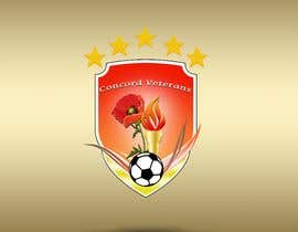 Nambari 10 ya Football (Soccer) Logo for a USA military veterans football team na Belal445