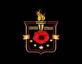Nambari 30 ya Football (Soccer) Logo for a USA military veterans football team na EngelHernandez