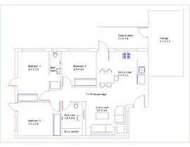 nº 11 pour Architecural design for renovation of unit / villa in Melbourne par ssquaredesign