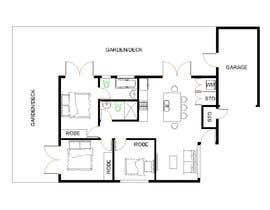 nº 22 pour Architecural design for renovation of unit / villa in Melbourne par ennovy