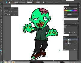 charbelle tarafından Zombie Game Design for Android and Iphone için no 7