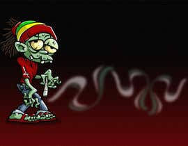pixell tarafından Zombie Game Design for Android and Iphone için no 2