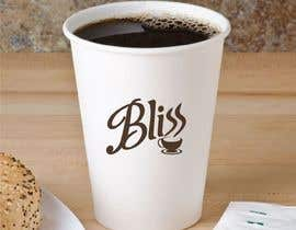 "nº 140 pour Logo design - ""Bliss"" on hot paper cup par evanpv"