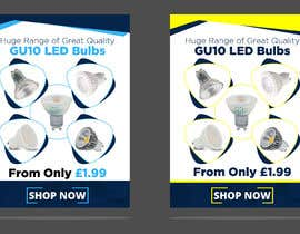 Nambari 37 ya Design a Email Banner For LED Bulbs na owlionz786