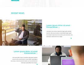 Nambari 74 ya Redesign this home page based on the brief provided na babupipul001