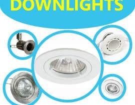 #40 for Design a Email Banner For Our Great range of downlights by owlionz786