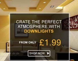 #24 for Design a Email Banner For Our Great range of downlights by muhaiminalsaiful