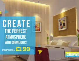 #55 for Design a Email Banner For Our Great range of downlights by AamrYemenAamo