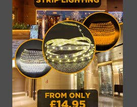 Nambari 75 ya Create a Awesome Email Banner - Promoting our LED Strip Lighting Range na owlionz786