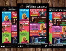 Nambari 19 ya Design a weekly schedule na ssandaruwan84