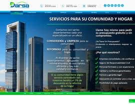 #11 для Mejorar diseño web de www.darsa.es от tantibusdg