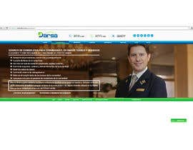 #15 для Mejorar diseño web de www.darsa.es от jagc01