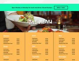 Nambari 20 ya A Website for Restaurant -- 2 na professionalerpa