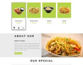 Nambari 21 ya A Website for Restaurant -- 2 na ShadabDanishh