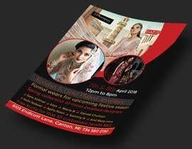 Nambari 41 ya I need flyer and poster design na lipiakter7896