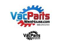 Graphic Design Bài thi #380 cho Logo Design for VacPartsWarehouse.com