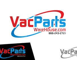 #103 for Logo Design for VacPartsWarehouse.com af akshaydesai